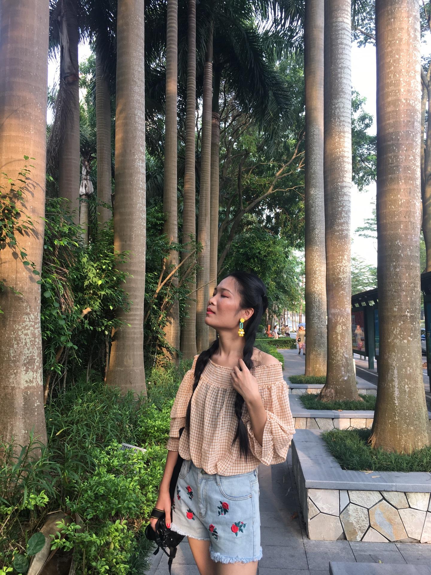 清新之夏,文艺圣地--深圳华侨城创意文化园(2019年8月24日)